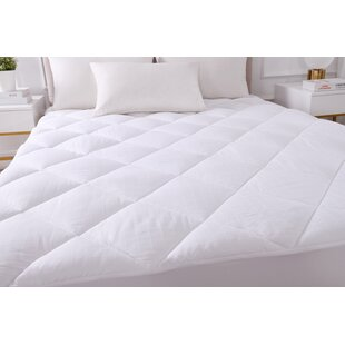 Surya Down Alternative Mattress Pad