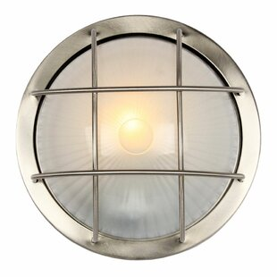 India Outdoor Bulkhead Light By Sol 72 Outdoor