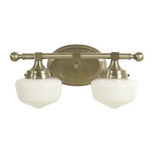Framburg Taylor 2-Light Vanity Light