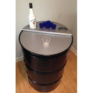 Drum Works Furniture Loft Bar Cabinet