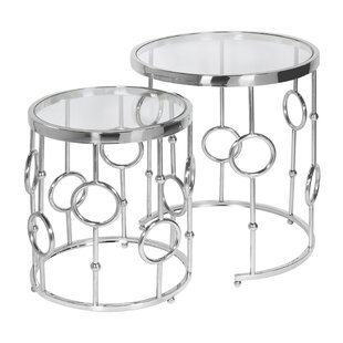 Lancelot Nesting Table (Set of 2) (Set of 2)