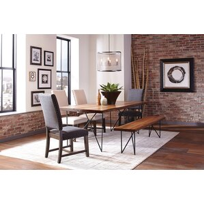 Parson Upholstered Dining Chair by Scott ..