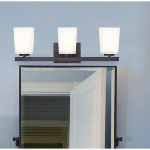 Read Reviews Cartwright 3-Light Vanity Light ByLatitude Run