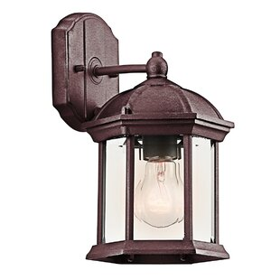Alcott Hill Darrell Outdoor Wall Lantern