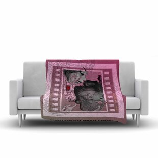 Buying Lazar Milanovic New York City Lovers Fleece Blanket By East Urban Home
