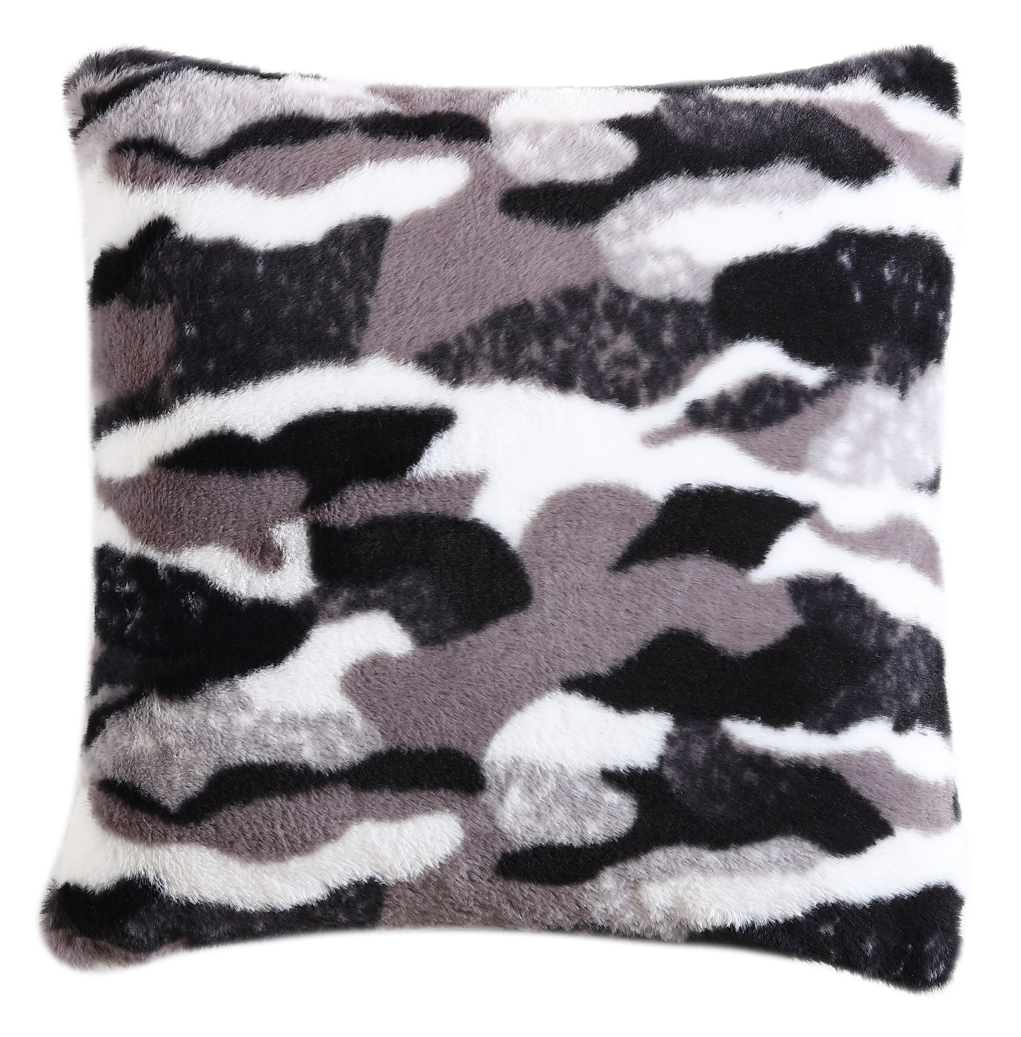 Ebern Designs Saine Camouflage 18 Throw Pillow Cover Wayfair
