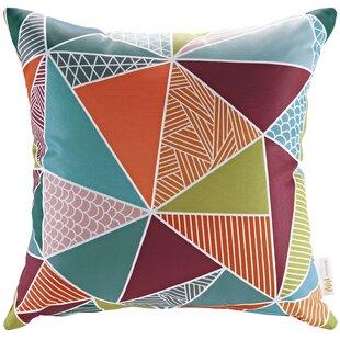 Patio Mosaic Indoor / Outdoor Throw Pillow