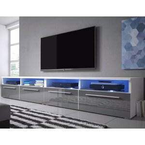 Siena Double TV Stand For TVs Up To 70