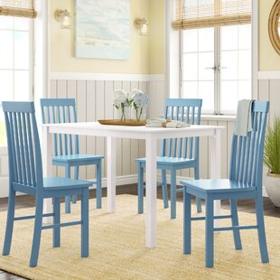 Cienna 5 Piece Dining Set Beachcrest Home