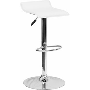 Read Reviews Whelan Low Back Adjustable Height Swivel Bar Stool by Orren Ellis Reviews (2019) & Buyer's Guide