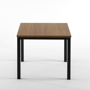 Walser Steel Frame End Table by Varick Gallery
