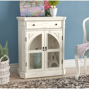 Charmant 1 Drawer 2 Door Accent Cabinet by Lark Manor