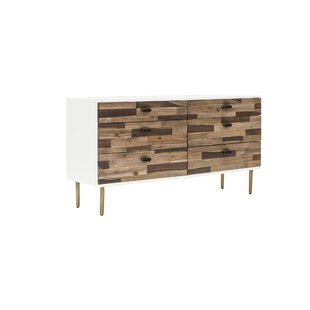 Foundry Select Cardone 6 Drawer Double dresser