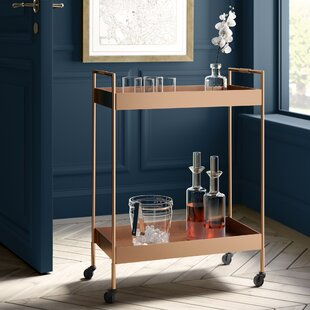 Sebastian Bar Cart by Greyleigh