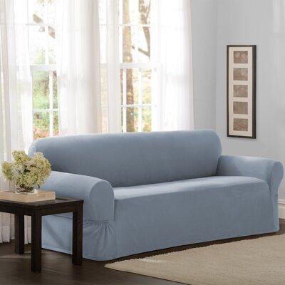 Blue Sofa Slipcovers You Ll Love In 2019 Wayfair