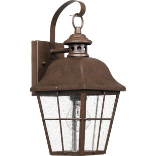 Danielson Outdoor Wall Lantern by Darby Home Co