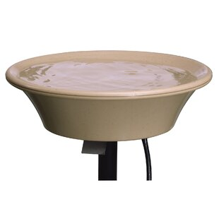 Allied Precision Industries Ez Tilt Heated Birdbath