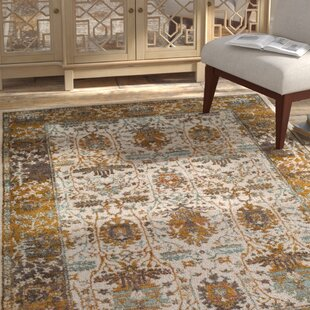Find the perfect Rittman Camel/Brown Area Rug ByBloomsbury Market