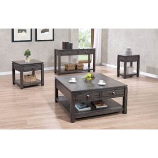 Climer 3 Piece Coffee Table Set By Gracie Oaks