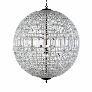 Astoria Grand Franz 8-Light Crystal Chandelier