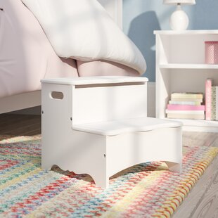 West Brookfield Step Stool with Storage
