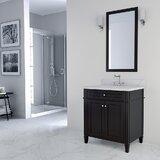Bemidji 30 Single Bathroom Vanity Set by Charlton Home