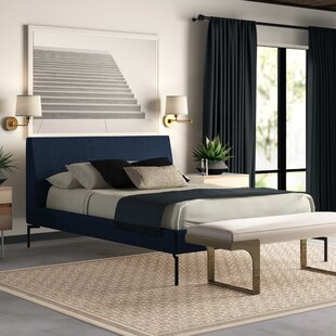 New Standard Full Platform Bed