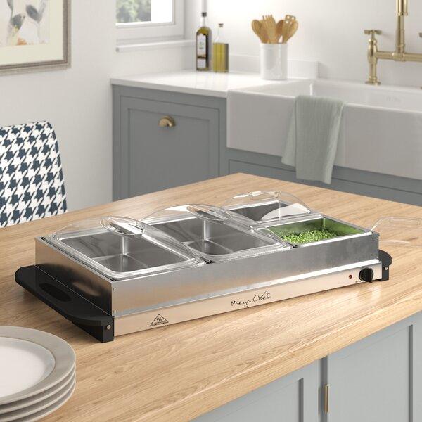 Phenomenal Portable Food Warmers Wayfair Interior Design Ideas Apansoteloinfo