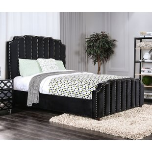 Online Reviews Mcdorman Upholstered Panel Bed by House of Hampton Reviews (2019) & Buyer's Guide