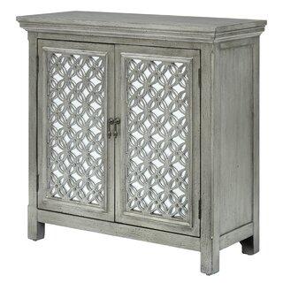 Wiesner 2 Door Accent Cabinet by Bloomsbury Market SKU:DE916074 Buy