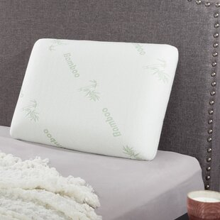 Juniper Medium Memory Foam Standard Pillow