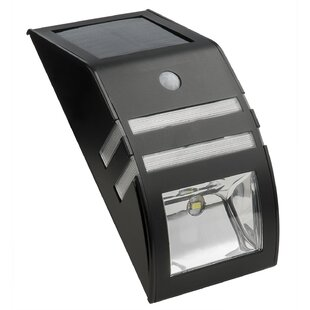 Bargain 1-Light Deck Light By Paradise Garden Lighting