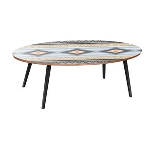 Best Reviews Hubbs Coffee Table by Bungalow Rose