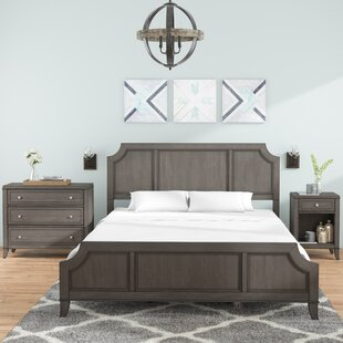 Calderdale Wood Panel Configurable Bedroom Set by Gracie Oaks