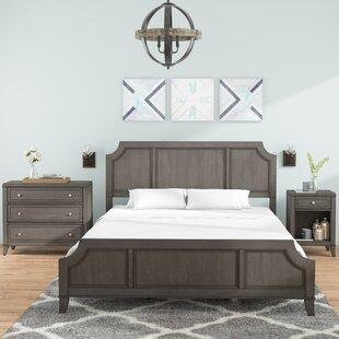 Calderdale Wood Panel Configurable Bedroom Set by Gracie Oaks