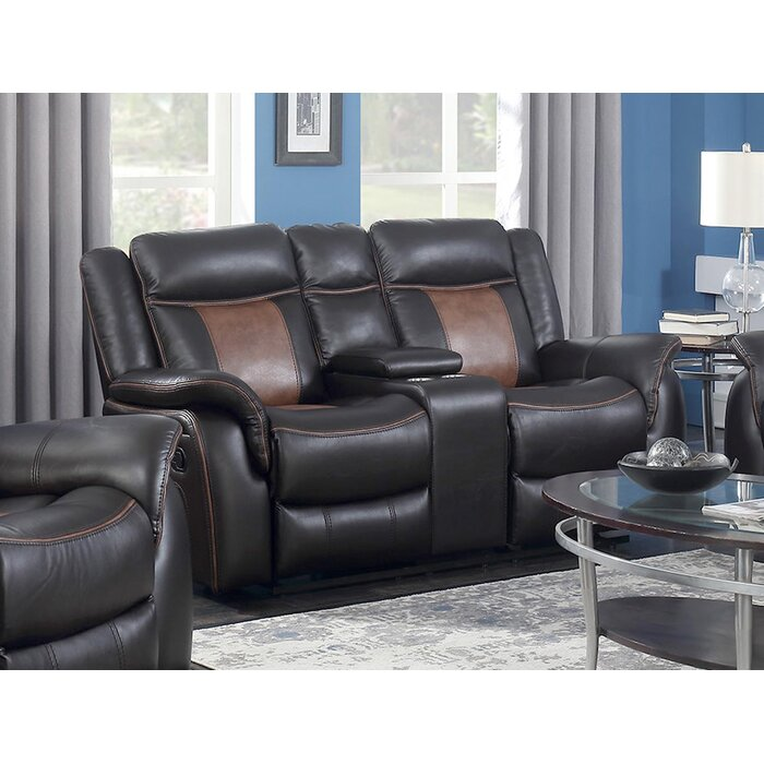 Outstanding Monica Reclining Loveseat Pabps2019 Chair Design Images Pabps2019Com