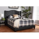 Galin Tufted Upholstered Low Profile Standard Bed by Winston Porter