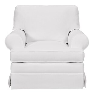 Wayfair Custom Upholstery™ Hailey Swivel Glider