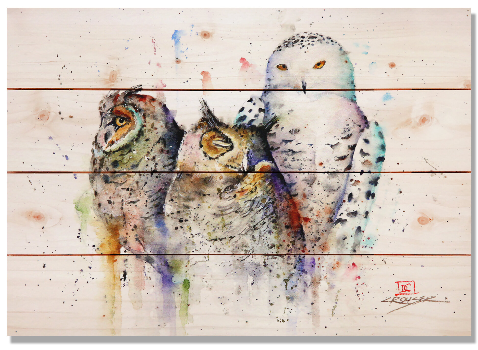 20 Wide Owl Wood Art You Ll Love In 2021 Wayfair
