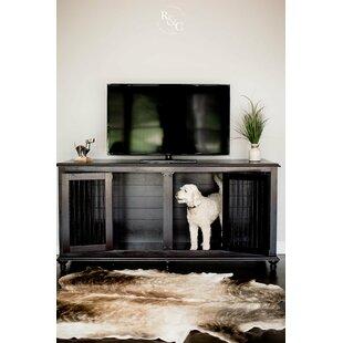 Double Doggie Den? Pet Crate by Rathman & Co.