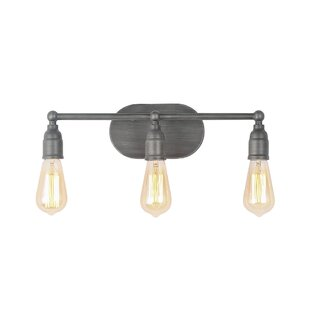Williston Forge Corona 3-Light Vanity Light