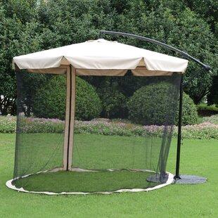 Hessie 8' Cantilever Umbrella