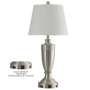Find Gurrola 29.5 Table Lamp By Winston Porter