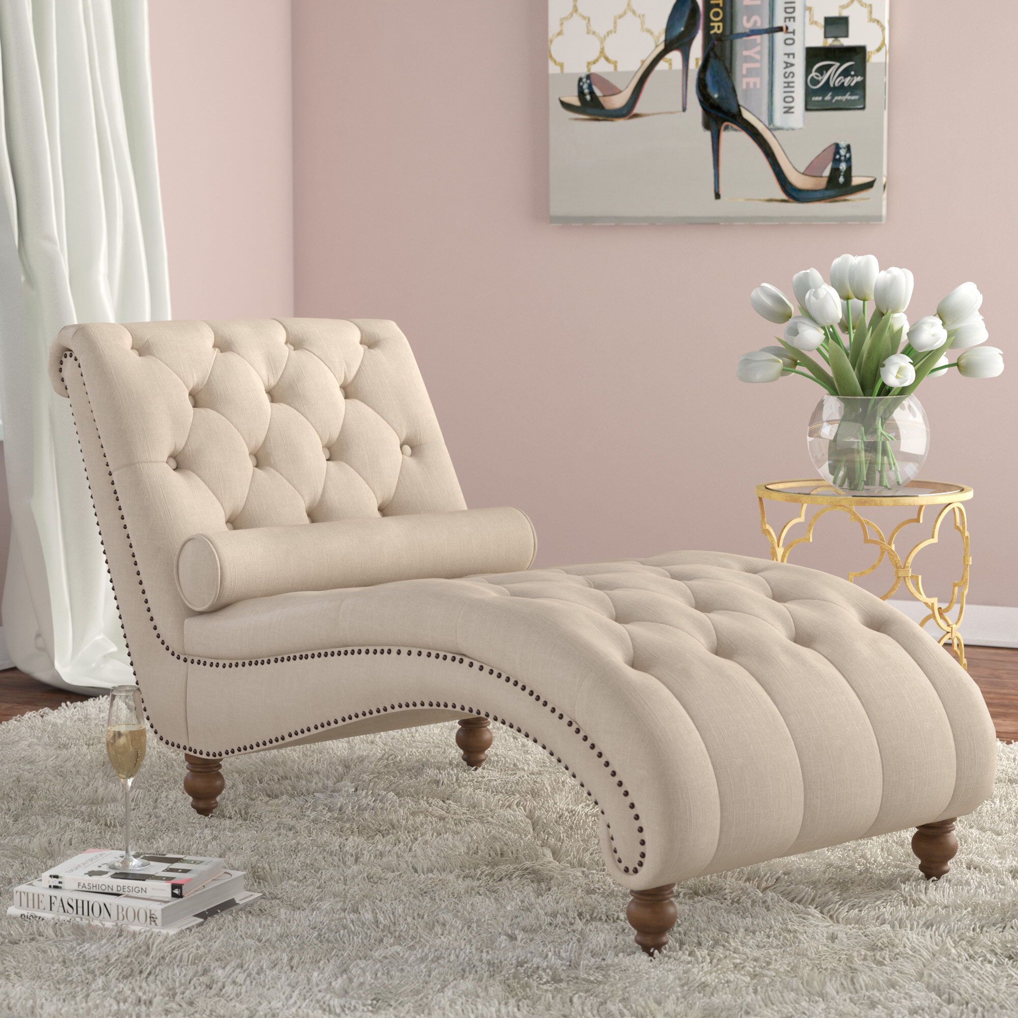 Yarmouth Chaise Lounge