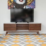 Burlwood TV Stand for TVs up to 65 by George Oliver