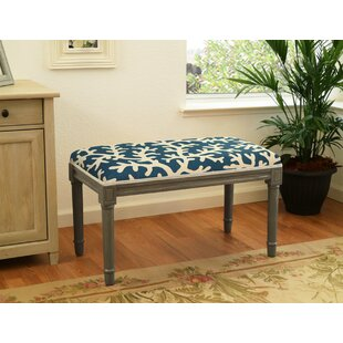 Upholstered Bench by 123 Creations
