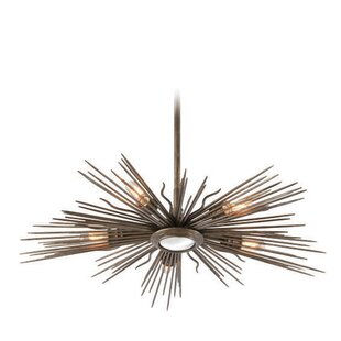 Bloomsbury Market Karla 5-Light Sputnik Chandelier