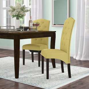 Imane Camelback Side Chair (Set of 2) Willa Arlo Interiors
