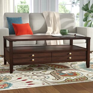 Millville Coffee Table by Three Posts