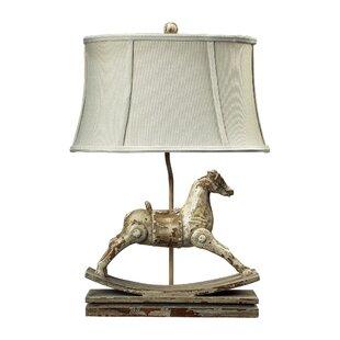 Elbert Rocking Horse 24 Table Lamp